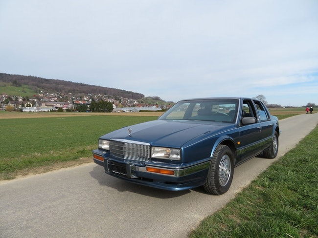 Cadillac Seville 4.5 162'000 km CHF3'900 - buy on carforyou.ch - 1