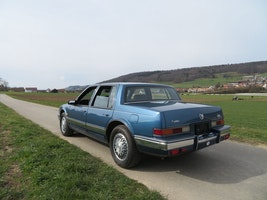 Cadillac Seville 4.5 162'000 km CHF3'900 - kaufen auf carforyou.ch - 2