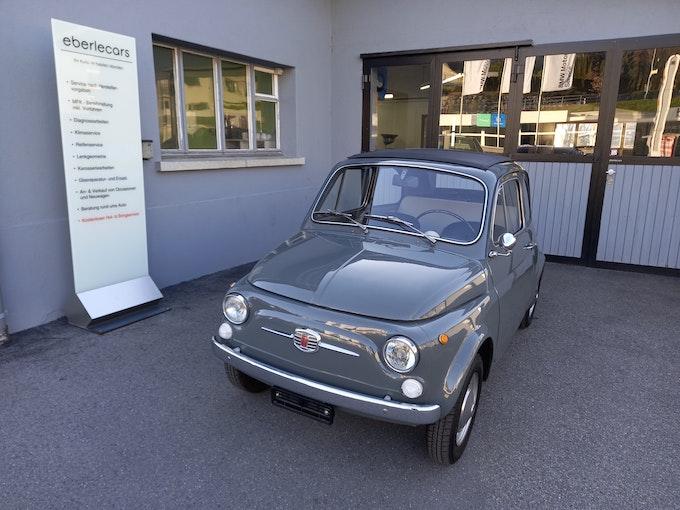 Fiat 500 F Rundtacho 16'500 km 17'700 CHF - acquistare su carforyou.ch - 1