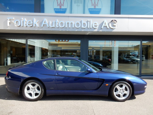 Ferrari 456 M GT 30'000 km CHF79'500 - buy on carforyou.ch - 1
