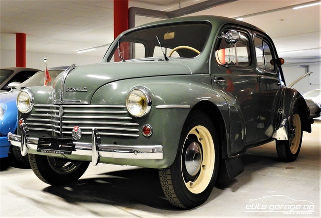 Renault R4 4 CV R 1060 96'700 km CHF22'800 - buy on carforyou.ch - 1