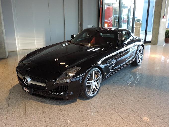 Mercedes-Benz SLS 63 AMG Speedshift 42'000 km CHF245'000 - buy on carforyou.ch - 1