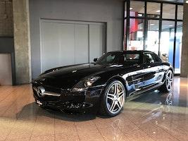 Mercedes-Benz SLS 63 AMG Speedshift 42'000 km CHF245'000 - buy on carforyou.ch - 2