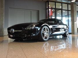 Mercedes-Benz SLS 63 AMG Speedshift 42'000 km CHF245'000 - buy on carforyou.ch - 3
