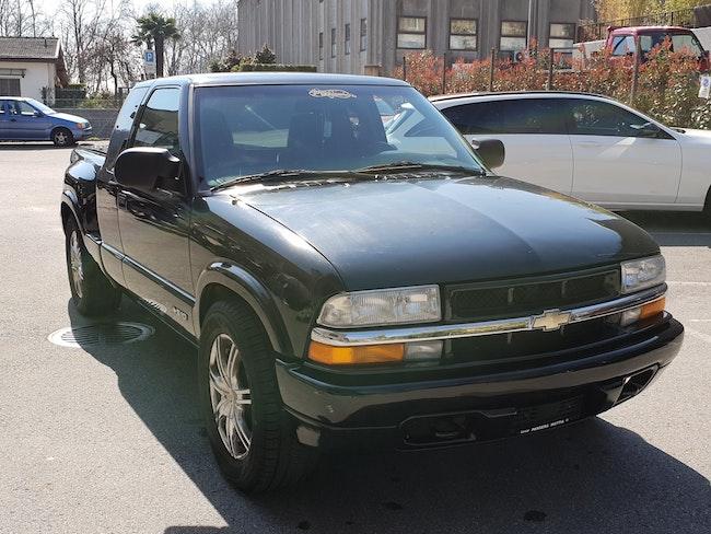 Chevrolet S10 Sport 4.3 4x4 STEPSIDE *RARITÀ* 198'000 km 10'000 CHF - kaufen auf carforyou.ch - 1