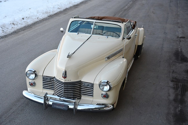 Cadillac Series 62 Convertible Coupe 41'000 km 125'000 CHF - buy on carforyou.ch - 1