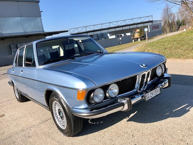 BMW E3 3.0 SI 50 km CHF27'900 - kaufen auf carforyou.ch - 1