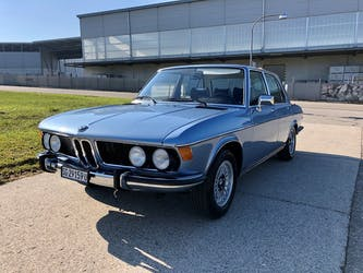 BMW E3 3.0 SI 50 km CHF27'900 - acheter sur carforyou.ch - 2