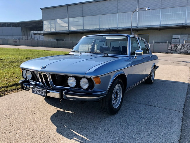 BMW E3 3.0 SI 50 km CHF27'900 - acquistare su carforyou.ch - 1