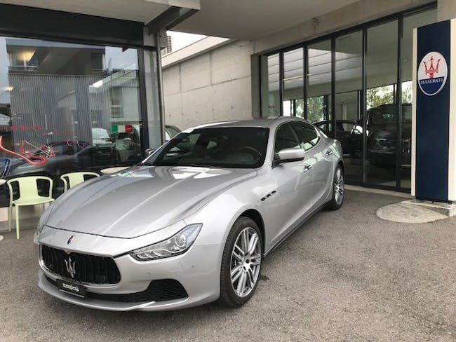 Maserati Ghibli S Q4 3.0 V6 28'500 km CHF54'900 - kaufen auf carforyou.ch - 1