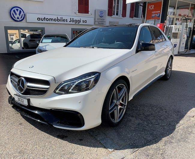 Mercedes-Benz E-Klasse E 63 AMG S 4Matic Speedshift 43'000 km CHF59'900 - buy on carforyou.ch - 1