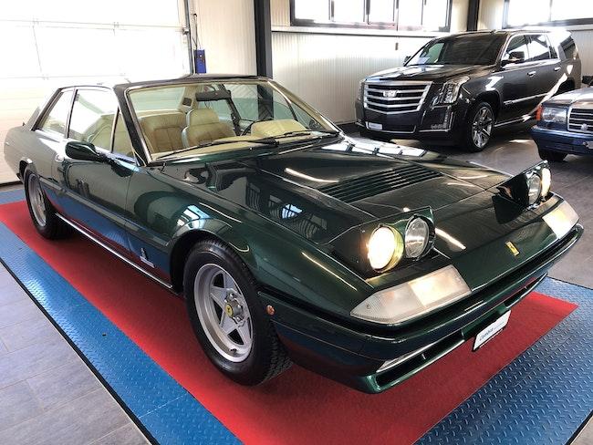 Ferrari 400 i Automatic F101 CL 68'500 km CHF84'850 - buy on carforyou.ch - 1