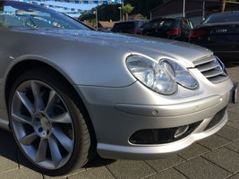 Mercedes-Benz SL 55 AMG Automatic 98'000 km 30'850 CHF - acheter sur carforyou.ch - 2