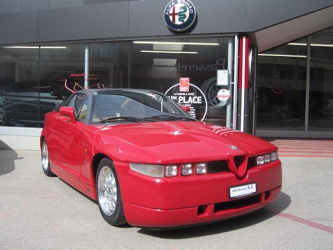 Alfa Romeo S.Z. Zagato 37'800 km 82'900 CHF - acheter sur carforyou.ch - 1