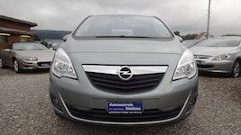 Opel Meriva 1.4 Turbo Anniversary Edition 80'000 km 7'990 CHF - kaufen auf carforyou.ch - 2