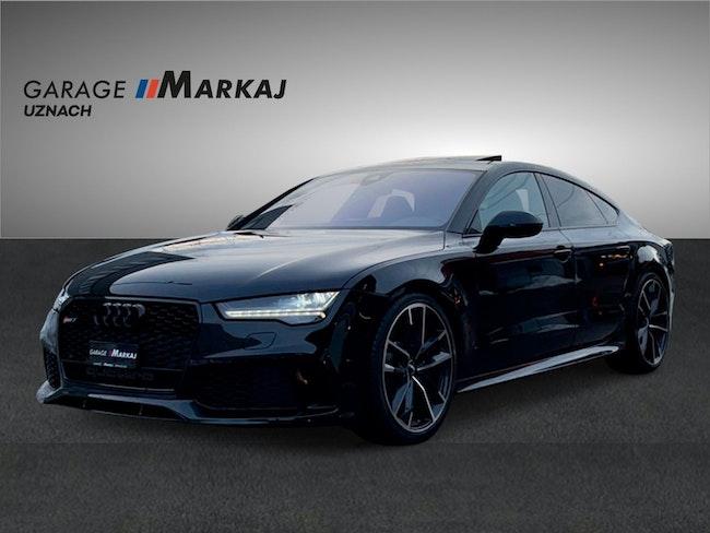 Audi S7 / RS7 RS7 Sportback 4.0 TFSI V8 performance quattro 57'500 km CHF76'950 - acquistare su carforyou.ch - 1