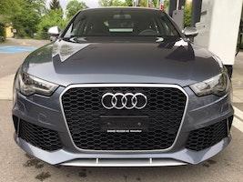 Audi S6 / RS6 RS6 AVANT 4.0 TFSI V8 QUATTRO *** FRISCH AB SERVICE UND MFK*** 98'600 km CHF46'900 - kaufen auf carforyou.ch - 2