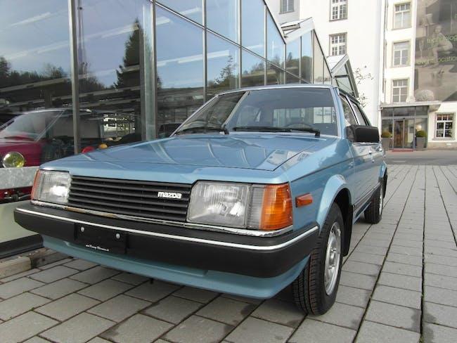 Mazda 323 CD 1'500 km CHF9'300 - buy on carforyou.ch - 1