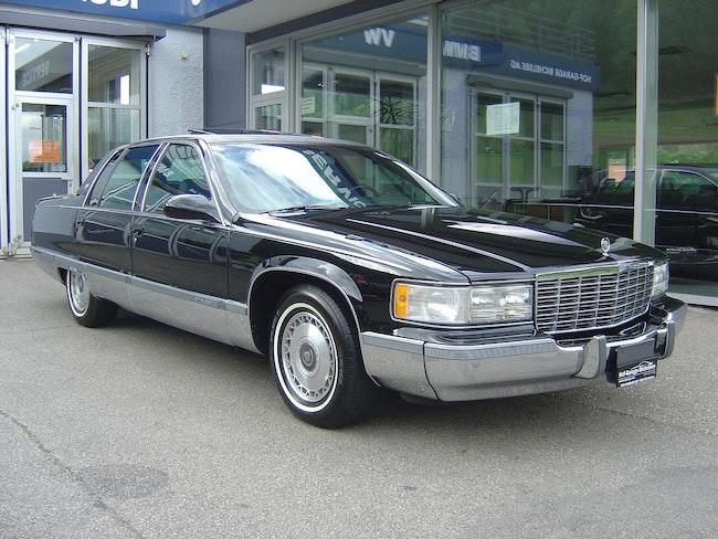 Cadillac Fleetwood Brougham LT1 115'000 km 24'900 CHF - kaufen auf carforyou.ch - 1