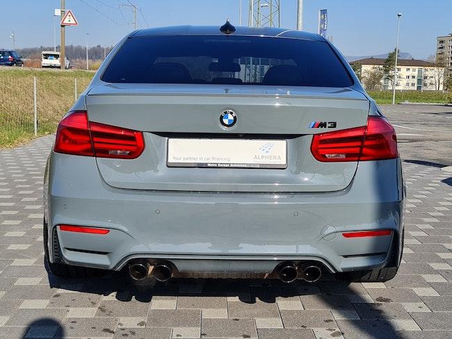 saloon BMW 3er M3 Competition Drivelogic