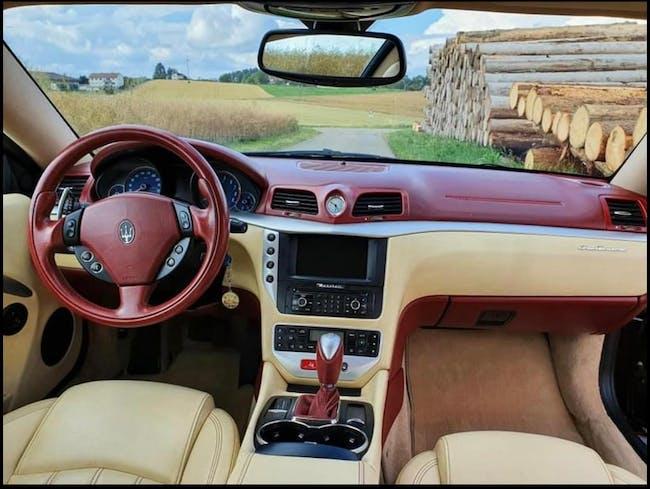 Maserati GranCabrio/Granturismo GranTurismo Automatica 110'000 km CHF32'900 - buy on carforyou.ch - 1