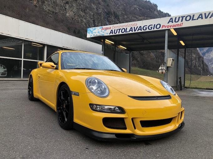 Porsche 911 GT3 47'900 km CHF93'900 - kaufen auf carforyou.ch - 1