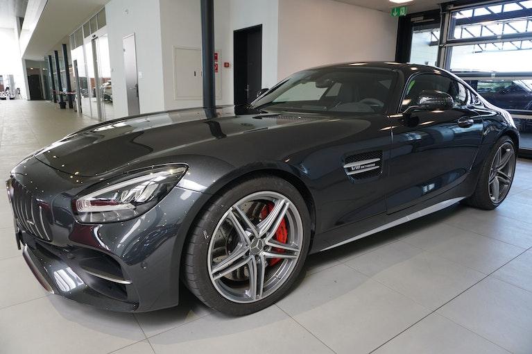 Mercedes-Benz GT AMG GT C Speedshift DCT 16'000 km 128'500 CHF - acquistare su carforyou.ch - 1
