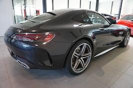 Mercedes-Benz GT AMG GT C Speedshift DCT 16'000 km 128'500 CHF - acquistare su carforyou.ch - 2