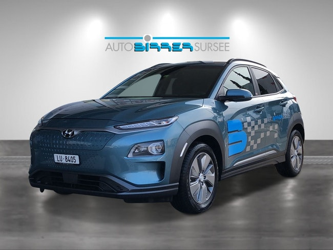 suv Hyundai Kona Electric Bluelink Edition