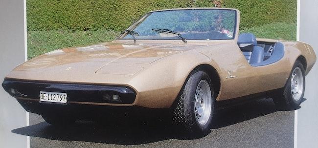 Ferrari 365 Felber Beach Car  365/GTC 4 6'100 km CHF2'000'000 - acquistare su carforyou.ch - 1