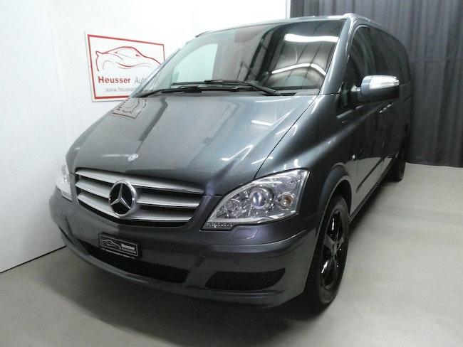 van Mercedes-Benz Viano 3.0 CDI Blue Efficiency Ambiente L Automatic - AHK - El. Schiebetüren - 224 PS