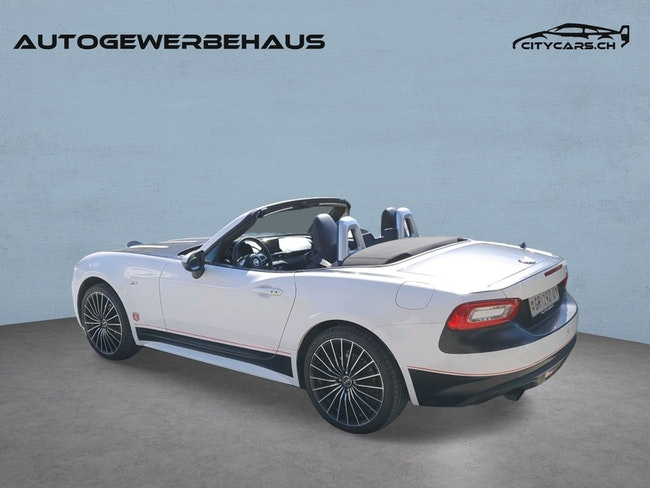 cabriolet Fiat 124 Spider 1.4 TB Lusso Automatic