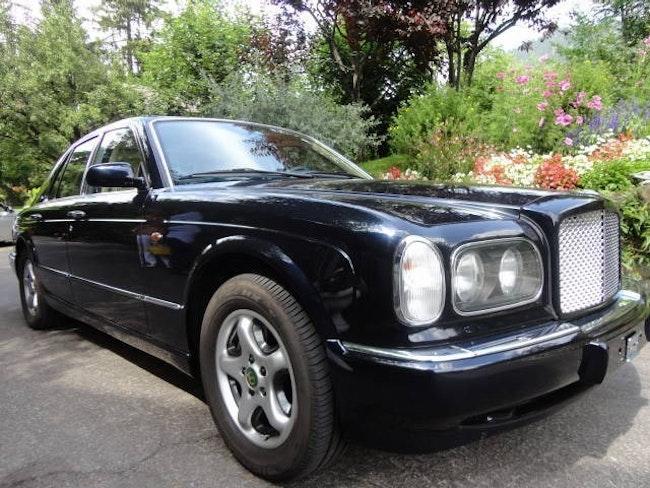 Bentley Arnage Green Label 23'000 km 49'800 CHF - kaufen auf carforyou.ch - 1
