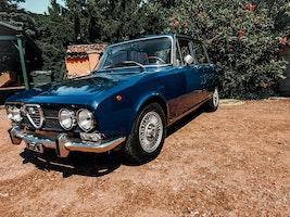 Alfa Romeo 2000 Berlina 130'000 km CHF20'000 - buy on carforyou.ch - 3