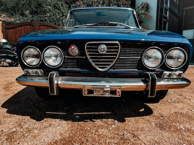 Alfa Romeo 2000 Berlina 130'000 km CHF20'000 - buy on carforyou.ch - 1