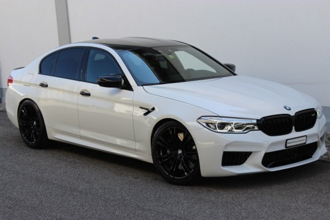 saloon BMW 5er M5 xDrive Competition