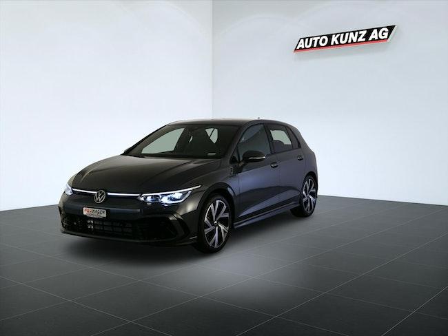 saloon VW Golf 8 1.5 eTSI R-Line MHEV Mild-Hybrid Aut. 2021