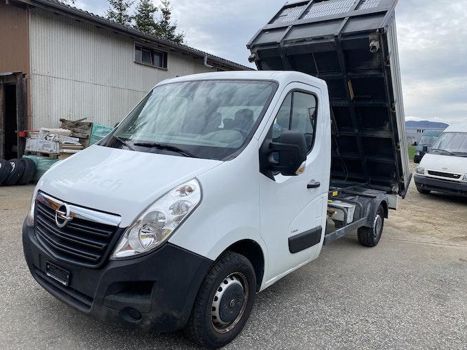 Opel Movano 299'382 km 9'800 CHF - buy on carforyou.ch - 1