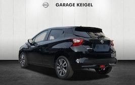 Nissan Micra 1.0 IG-T Tekna 10 km 23'297 CHF - buy on carforyou.ch - 2