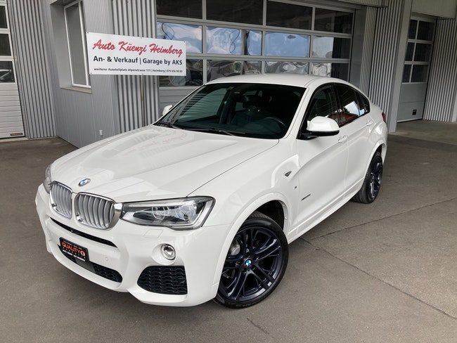 suv BMW X4 xDrive 35i Steptronic