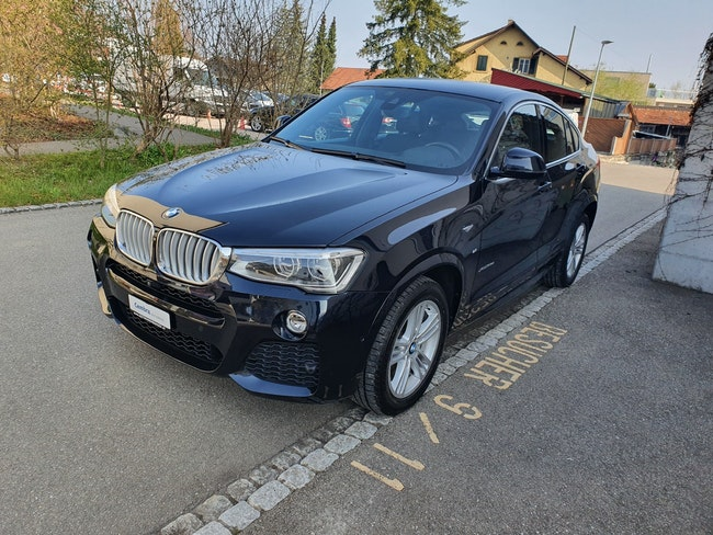 suv BMW X4 xDrive 35d Steptronic