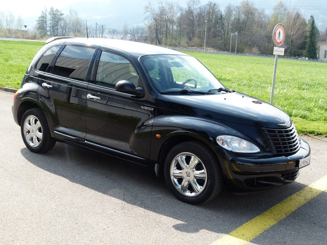 Chrysler PT Cruiser 2.4 Limited 177'000 km 3'500 CHF - acheter sur carforyou.ch - 1