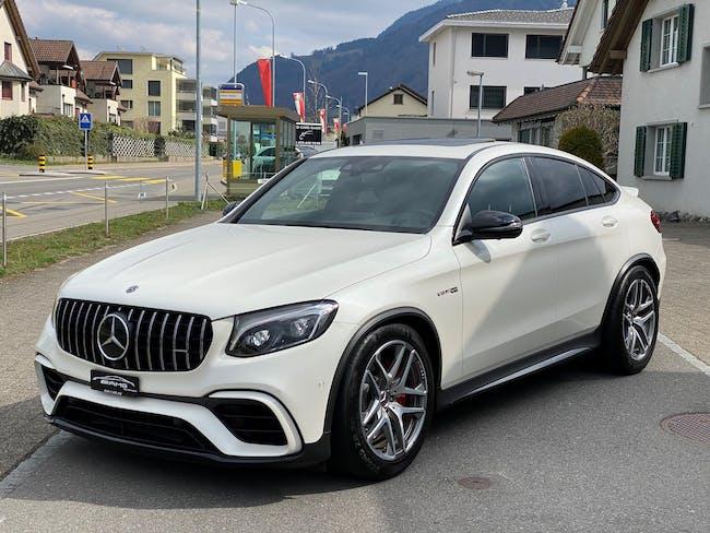 Mercedes-Benz GLC-Klasse GLC Coupé 63 S AMG LIMITED White Black Performance 4Matic+ 9G-Tronic 9'456 km CHF89'990 - acquistare su carforyou.ch - 1