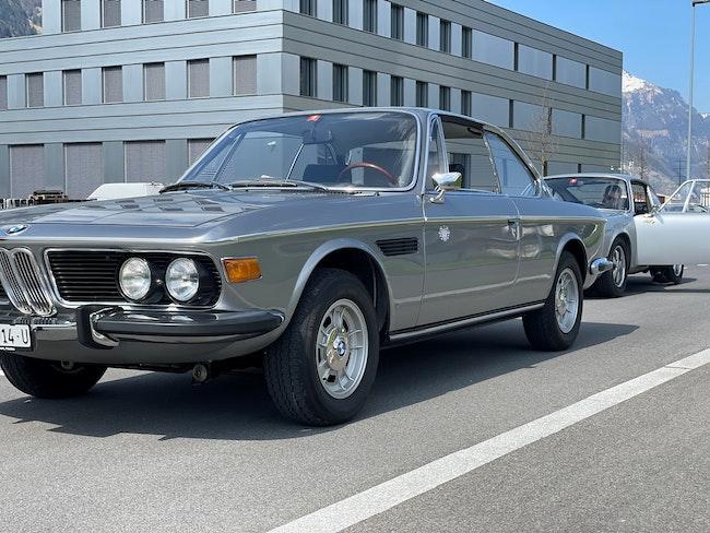 BMW E9 3.0 CSi 61'700 km 110'000 CHF - acquistare su carforyou.ch - 1