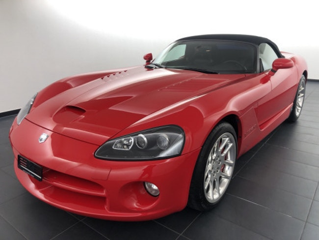 Dodge Viper SRT-10 41'800 km CHF61'800 - buy on carforyou.ch - 1