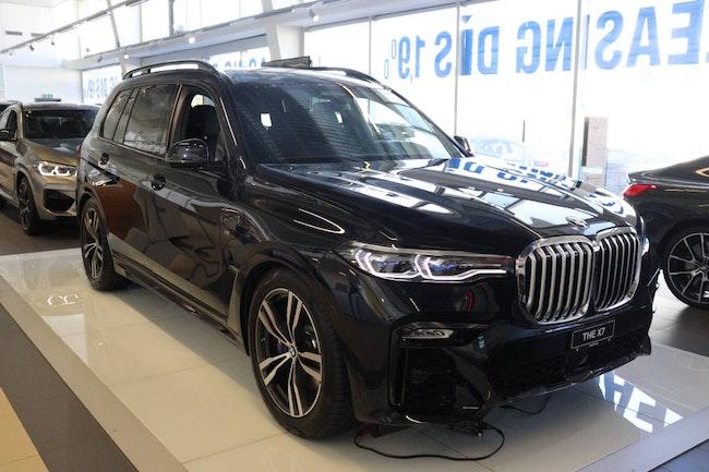 suv BMW X7 40d xDrive SAG