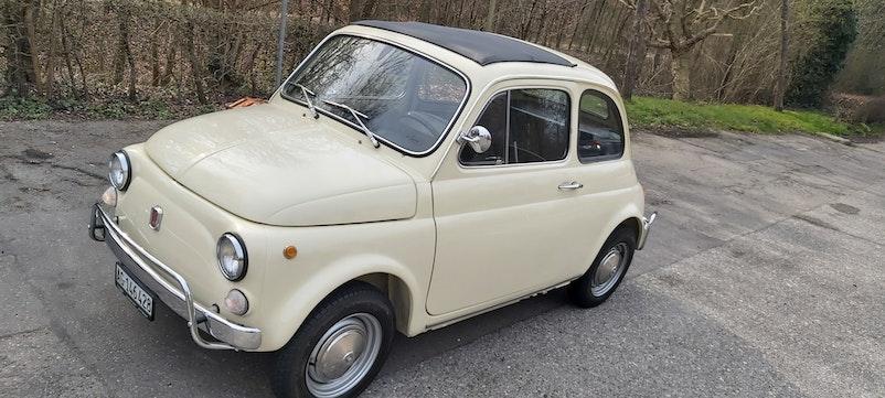 Fiat 500 L 23'800 km 27'600 CHF - acheter sur carforyou.ch - 1