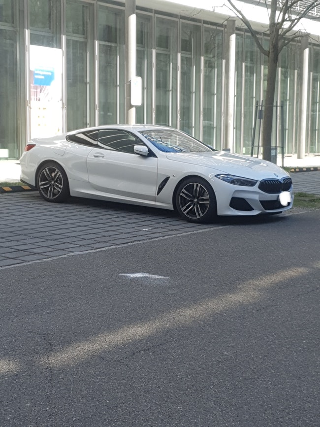 coupe BMW 8er 840d xDrive Coupé