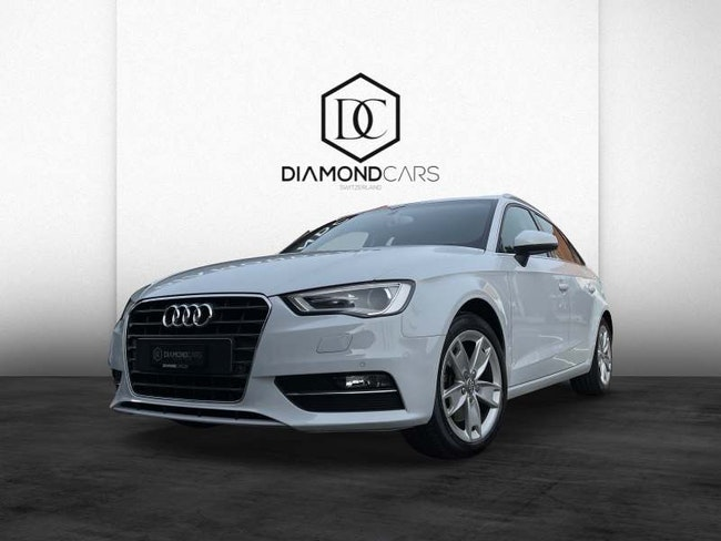 saloon Audi A3 Sportback 1.8 T FSI Ambition S-Tronic