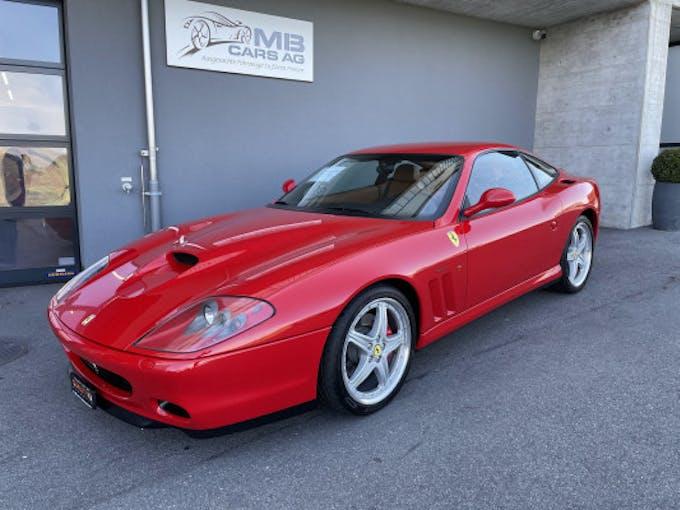 Ferrari 575 M 43'100 km CHF73'990 - acquistare su carforyou.ch - 1